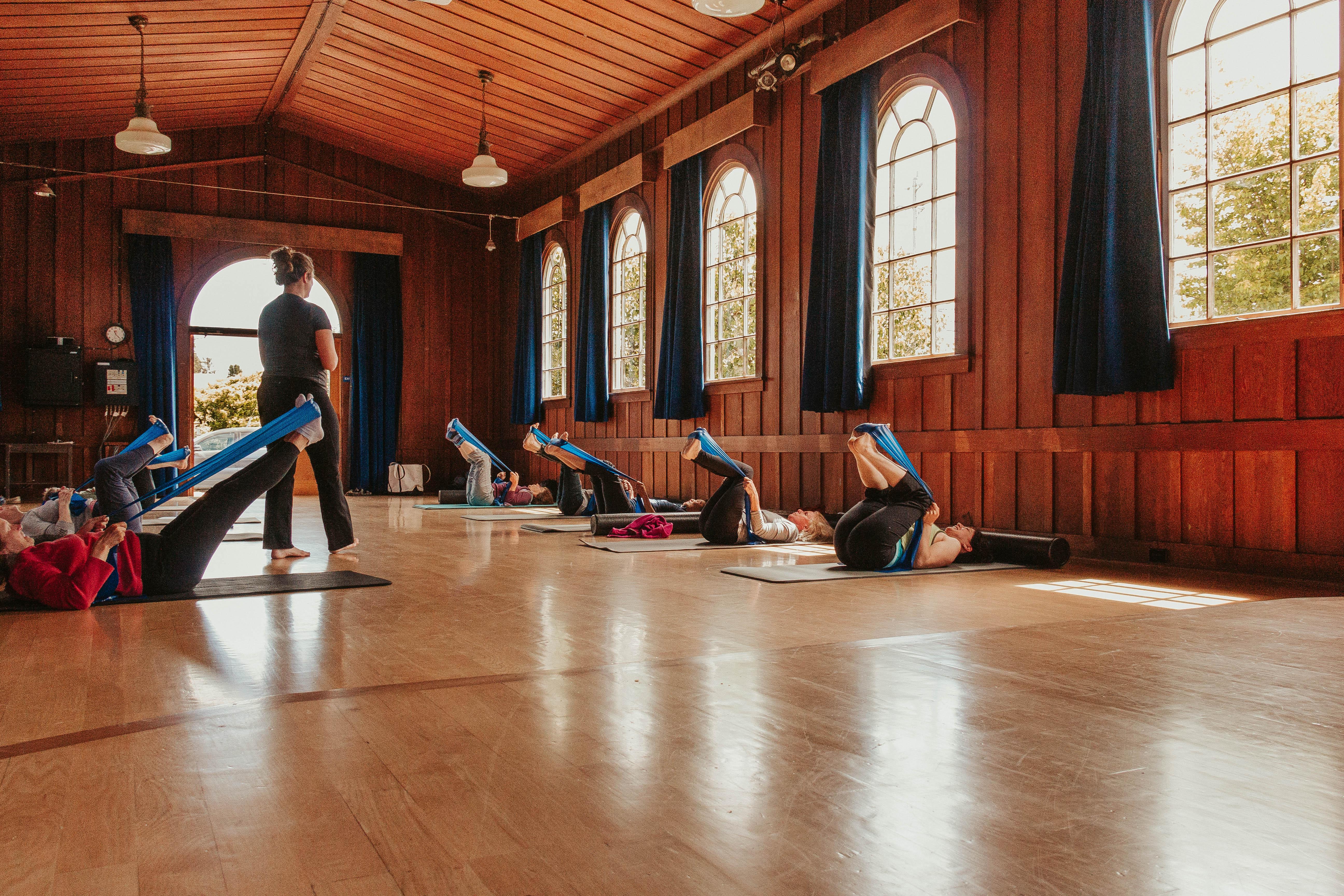 Pilates with Lauren LaRocca